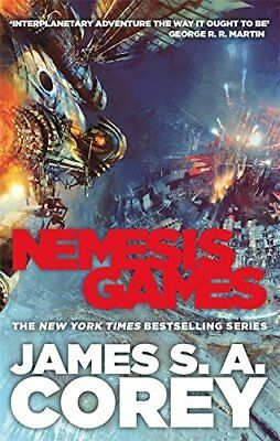 Nemesis Games: Book 5 of the Expanse by Corey, James S. A.