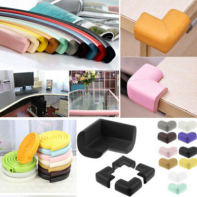 US Corner Protection Desk Edge Glass Table Cushion Bumper Foam Sponge Protector