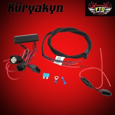 KURYAKYN TRAILER WIRING Relay Harnesses for Harley Davidson ... on relay wiring plug, relay wiring kit, relay wiring guide, h13 conversion harness, h11 relay harness, 5 pin relay harness, relay wiring fan, bosch 5 pole relay harness, relay power harness, hella relays harness, relay wiring switch, relay wiring coil,