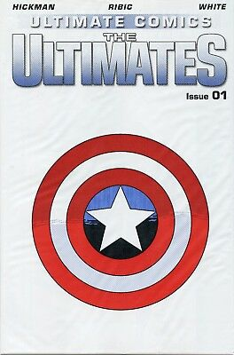 Ultimate Comics The Ultimates # 1-30 Complete Set Iron Man Thor Hulk Marvel