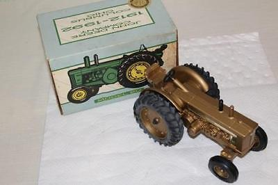 Gold John Deere Model 80 Columbus Ohio 80th Anniversary 1912 - 1992 ERTL