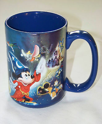 DISNEY Theme Parks: Mug - WHERE MAGIC LIVES - Walt Disney World