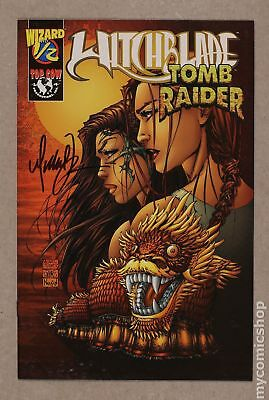 Witchblade Tomb Raider Wizard 1/2 1A 1999 FN 6.0