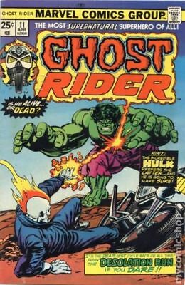 Ghost Rider (1st Series) #11 1975 FN Stock Image