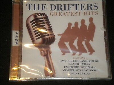 The Drifters - Greatest Hits - CD Album - 2006 - 16 Great Tracks - NEW & SEALED