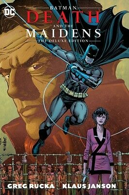 Batman Death The Maidens Deluxe Edition, Rucka, Greg, 9781401265939