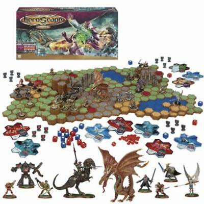 WOTC HeroScape Master Set #1 - Rise of the Valkyrie Box VG