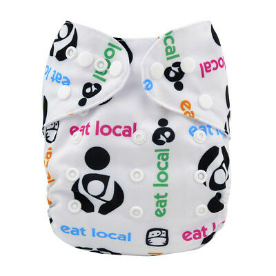 Alva Cloth Diapers One Size Reusbale Pocket Nappy With Different Inserts U Pick