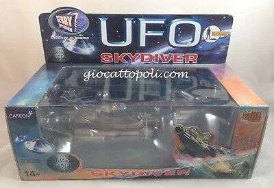UFO SKYDIVER MOBILE DIECAST METAL GERRY ANDERSON ENTERPRISE limit NEW *[A ROMA]*