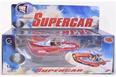 UFO SUPERCAR MOBILE DIECAST METAL GERRY ANDERSON ENTERPRISE limit NEW *[A ROMA]*