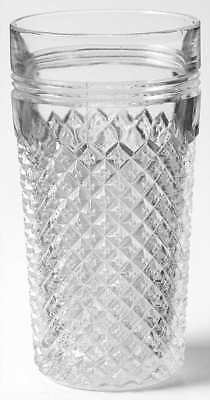 Anchor Hocking MISS AMERICA CLEAR Iced Tea Glass 6996490
