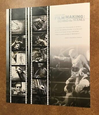 {BJ Stamps} 3772   American Filmmaking. MNH 37 cent sheet of 20.  Issued in 2003