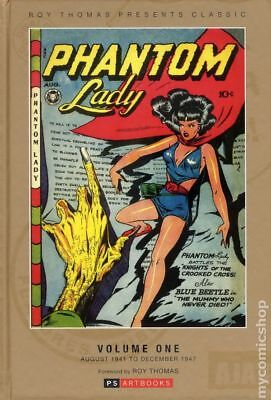 Roy Thomas Presents: Classic Phantom Lady HC Collected Works #1-1ST 2013 NM