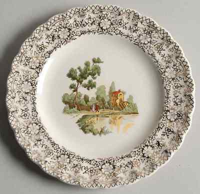 American Limoges CHATEAU FRANCE Bread & Butter Plate 317333