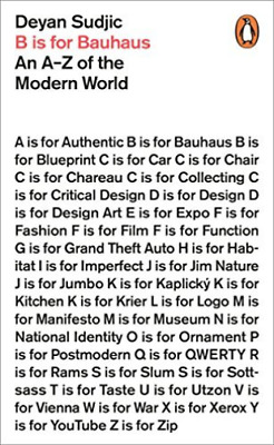 B is for Bauhaus  (UK IMPORT)  BOOK NEW