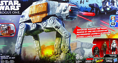 At-Act Walker Licht & Sounds / Walking Feature / Rapid Fire Star Wars Rogue One