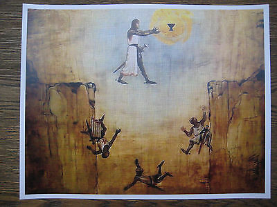 "Indiana Jones & the Last Crusade - Leap of Faith Poster 11"" x14"" Poster Print T2"