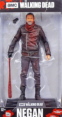 """NEGAN BLOODY VARIANT 6"""" /18cm THE WALKING DEAD COLOR TOPS #23A McFARLANE TOYS"""