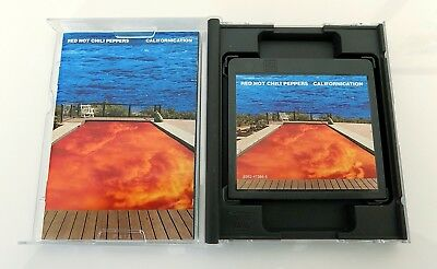 RED HOT CHILLI PEPPERS - CALIFORNICATION - MINIDISC 1999 BRAND NEW Not Sealed
