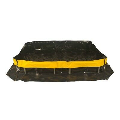 UltraTech 8403 Collapsible Wall Ultra-Containment Berm, 269 Gallon 6' x 6' New