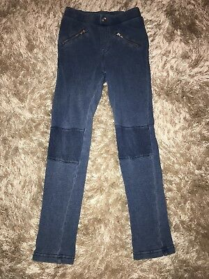 Girls Treggings Leggings from H&M - Age 7-8 Years - Excellent Condition