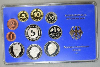 Germany 1981-D Proof Set