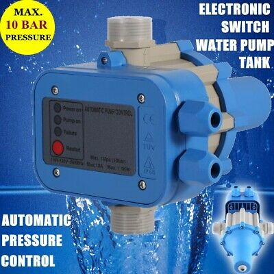 Automatic Pressure Controller Water Pump Electric Electronic Switch Control Unit