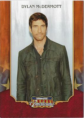 2009 Donruss Americana. 31. Dylan McDermott (The Practice). In Protective Sleeve