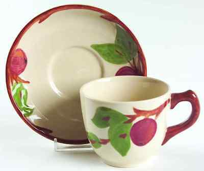 Franciscan APPLE (MADE IN CHINA) Cup & Saucer 5582199