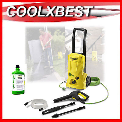 New Karcher K3.800 High Pressure Cleaner Washer Suction Pump Driveway Path Car