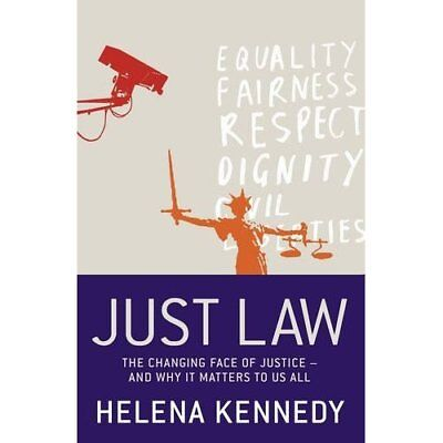 Just Law - Hardcover NEW Helena Kennedy( 04/03/2004