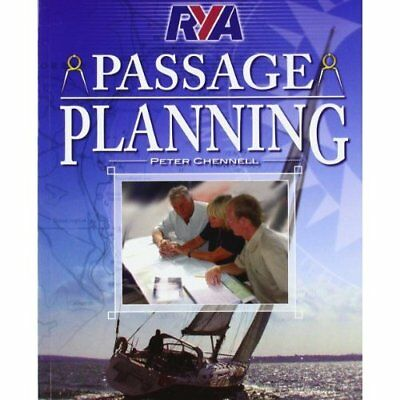 RYA Passage Planning - Paperback NEW Chennell, Peter 2010-01-31