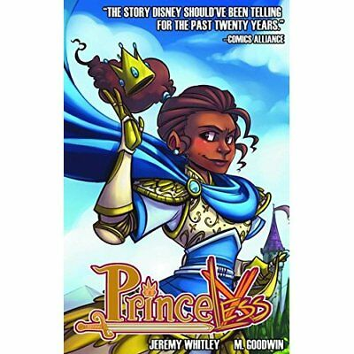 Princeless Volume 1: Save Yourself - Paperback NEW M Goodwin (Arti 2014-04-03