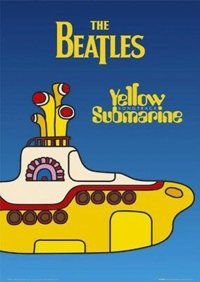 The Beatles - Yellow Submarine, Cover Poster (91x61cm) #31832