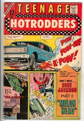 Teenage Hotrodders # 23 strict VF+ appearance Scot Jackson and Ken King!