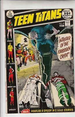 Teen Titans, The # 35 strict VF/NM appearance Mal