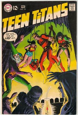 Teen Titans, The # 19 strict VF/NM 1st   appearance Punch!