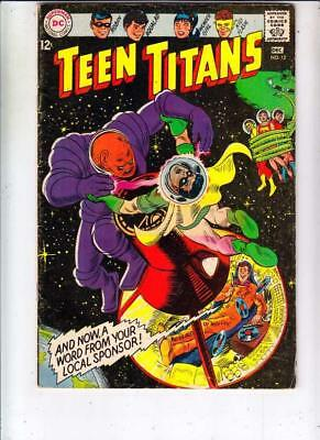 Teen Titans, The # 12 strict FN 1st   appearance D.J. Dee Jay