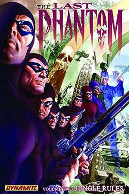 The Last Phantom Volume 2: Jungle Rules TP by Scott Beatty | Paperback Book | 97
