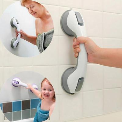 Support Grab Handles for Bathrooms and Showers Suction Fixture Premium Quality