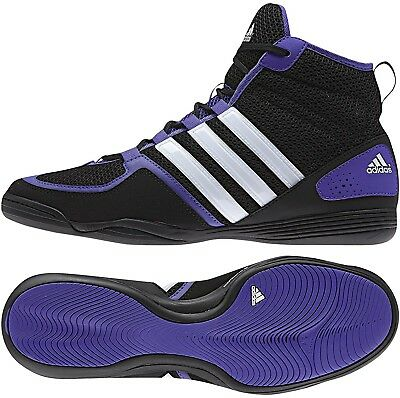 adidas Boxfit 3 Mens Boxing Shoes - Black