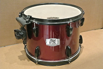 """ADD this PEARL EXPORT SERIES 12"""" RACK TOM in RED WINE to YOUR DRUM SET! #A225"""