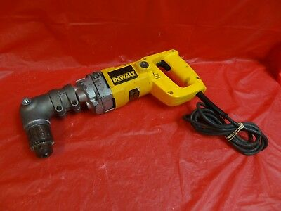 """DEWALT DW120 1/2"""" (12.7mm) CORDED TYPE 1 RIGHT ANGLE DRILL ~"""
