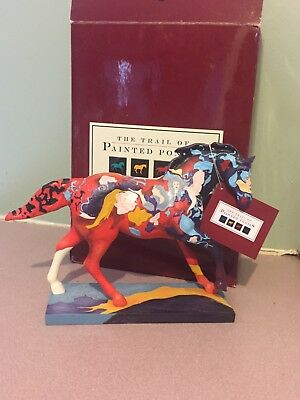 Trail Of Painted Ponies AMERICAN DREAM Horse Figurine 1E/ 0875