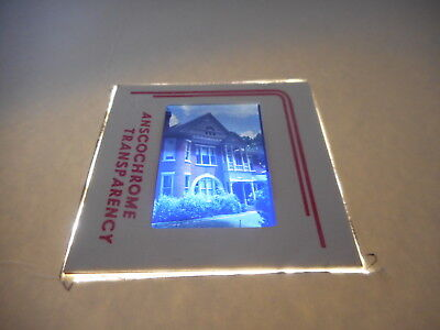 Vintage 35mm slide OLD BUILDING GREAT ARCHITECTURE