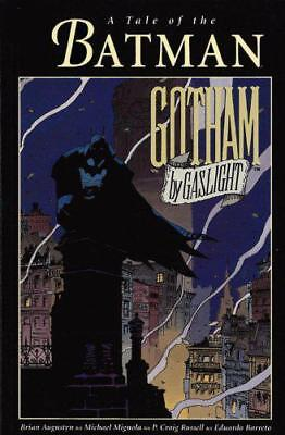 Batman Gotham by Gaslight TP by Augustyn, Brian | Paperback Book | 9781401211530