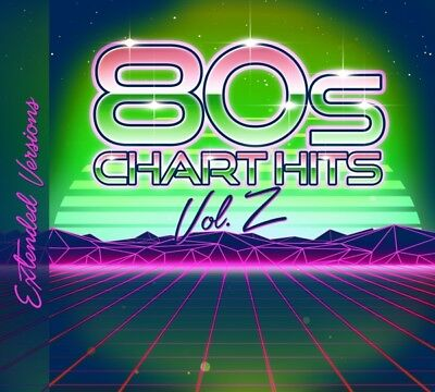 Cd 80s chart hits extended versions vol 3 von various for 80s house music hits
