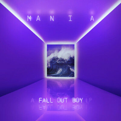 Fall Out Boy - M A N I A [New CD] Explicit