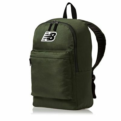 a201e2773a New Balance Backpacks - New Balance Pelham Classic Backpack - Dark Covert  Green