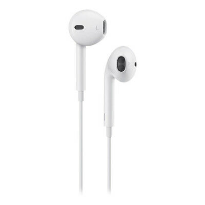 New Apple MNHF2AM Earpods Earbud Wired Headphones 3.5mm Jack with Remote and Mic